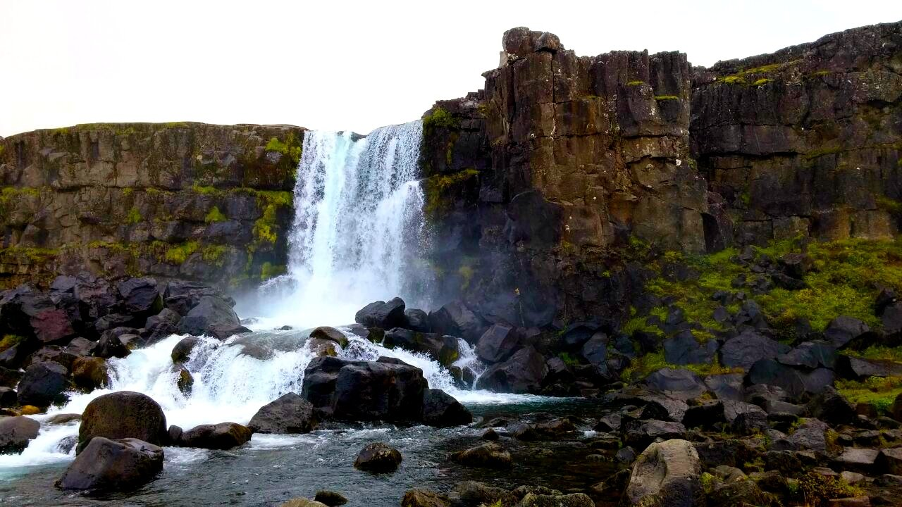 Wonderfull waterfall